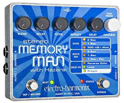 electroharmonix Memory Man
